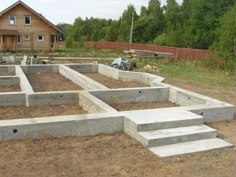 Фундамент Смоленск